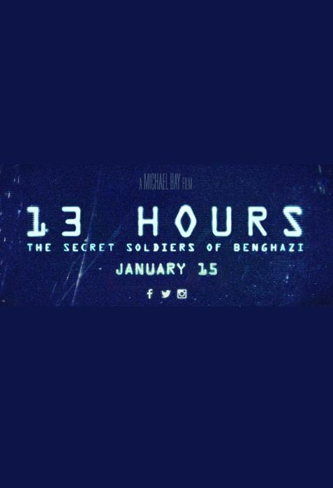 فیلم سینمایی 13 ساعت: سربازان مخفی بنغازی به کارگردانی مایکل بی