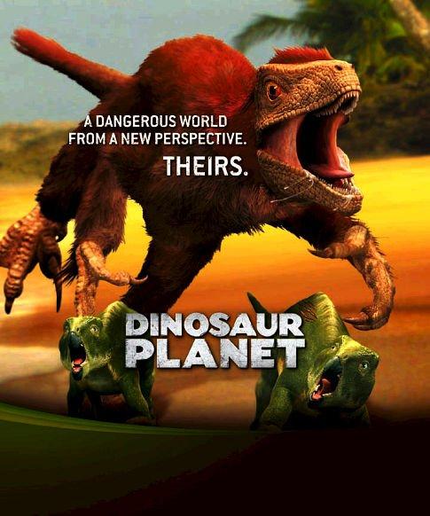 سریال تلویزیونی Dinosaur Planet به کارگردانی Pierre de Lespinois