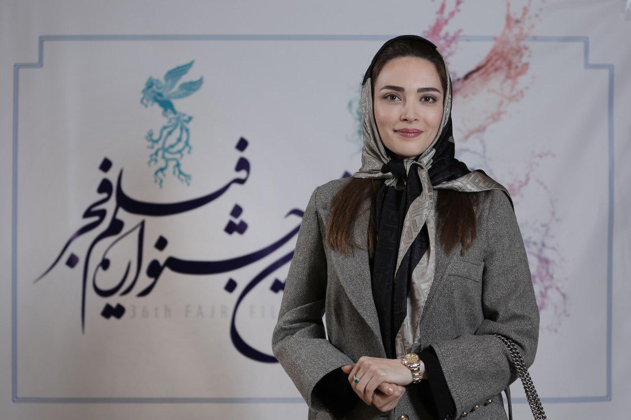 بهنوش طباطبایی در جشنواره فیلم سینمایی دارکوب