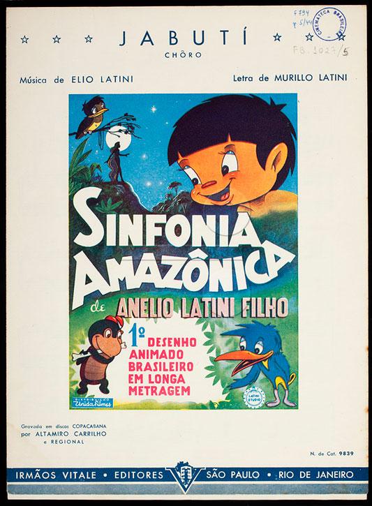 فیلم سینمایی Brazil Symphony به کارگردانی Anelio Latini