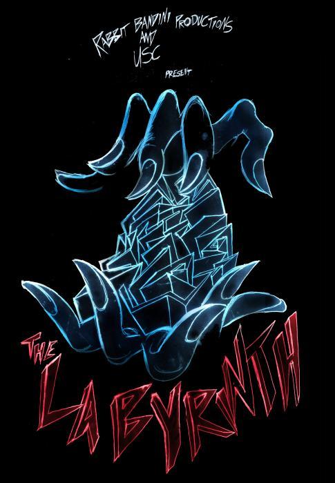 فیلم سینمایی The Labyrinth به کارگردانی