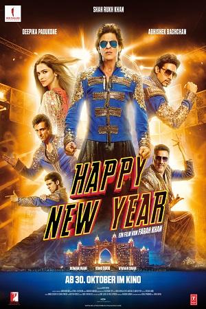 فیلم سینمایی Happy New Year به کارگردانی Farah Khan