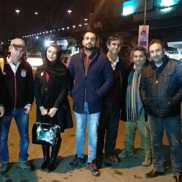 اکران افتتاحیه فیلم سینمایی ماجرای نیمروز با حضور مهران احمدی، حامد کمیلی و محیا دهقانی