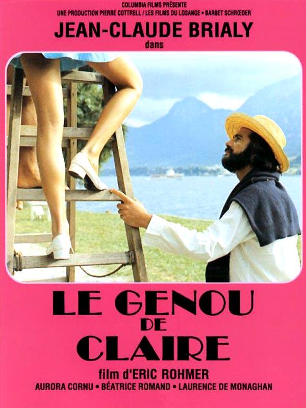 فیلم سینمایی Claire's Knee به کارگردانی Eric Rohmer