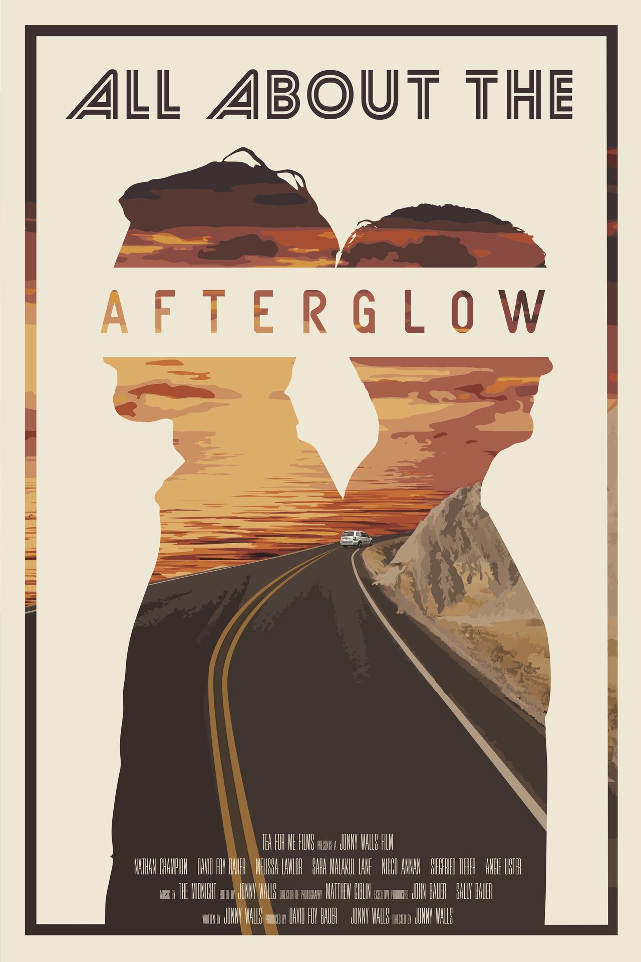 فیلم سینمایی All About the Afterglow به کارگردانی Jonny Walls