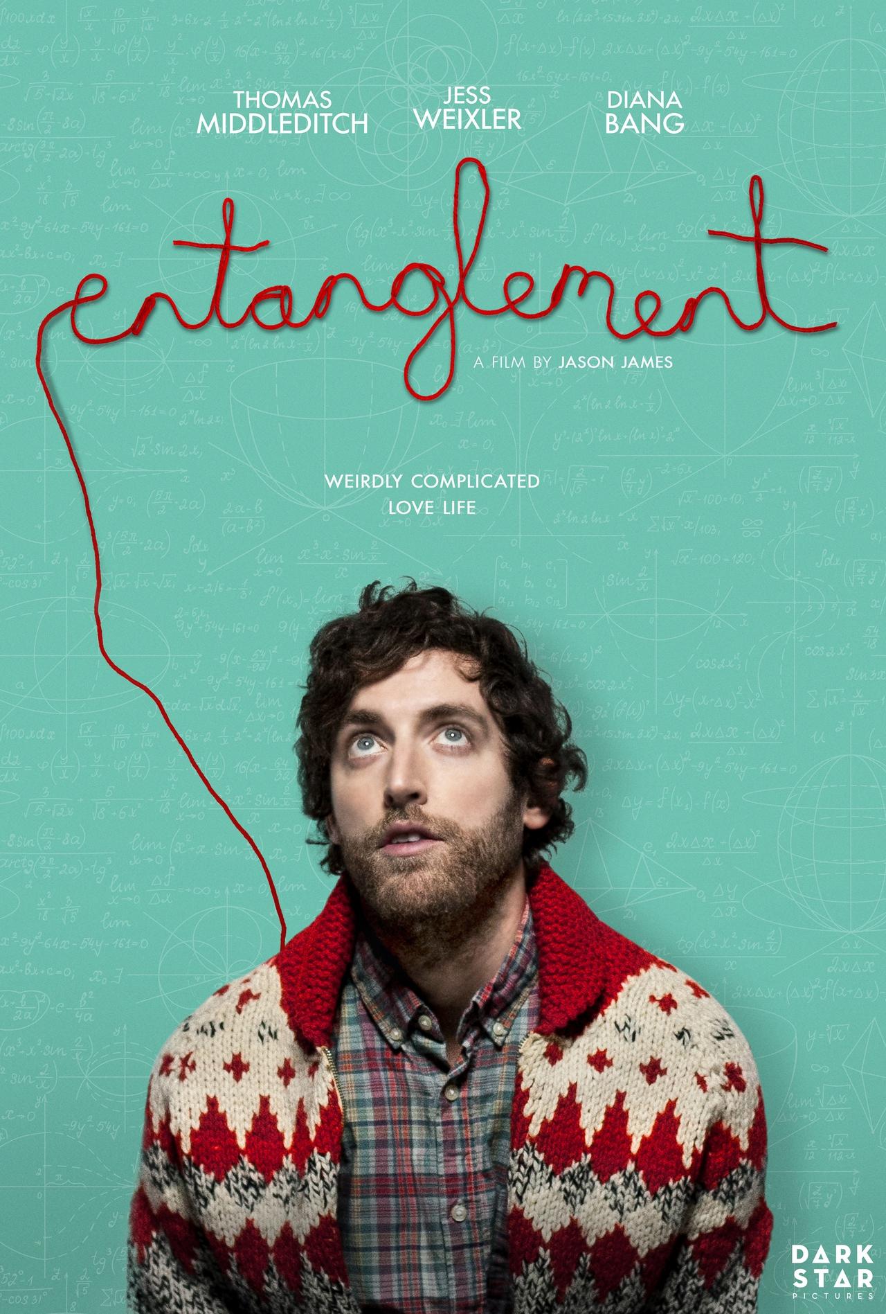 فیلم سینمایی Entanglement با حضور Thomas Middleditch