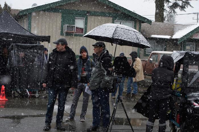 فیلم سینمایی Black Fly با حضور Dakota Daulby و Jason Bourque