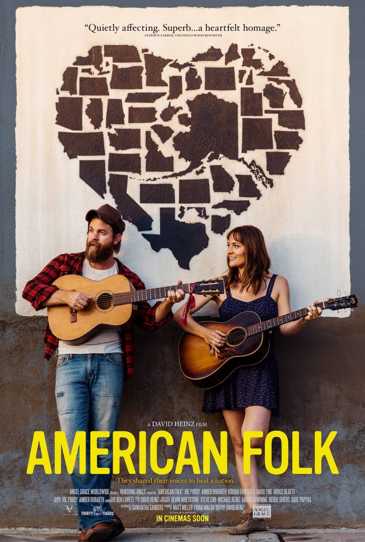 فیلم سینمایی American Folk به کارگردانی David Heinz