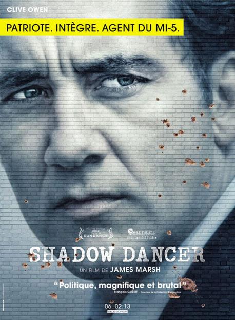 فیلم سینمایی سایه رقصنده به کارگردانی جیمز مارش