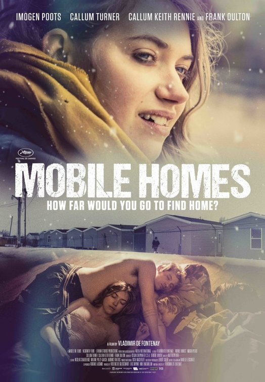 فیلم سینمایی Mobile Homes با حضور ایموجن پوتس و کالوم ترنر