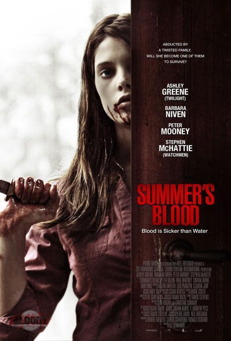فیلم سینمایی Summer's Blood به کارگردانی Lee Demarbre