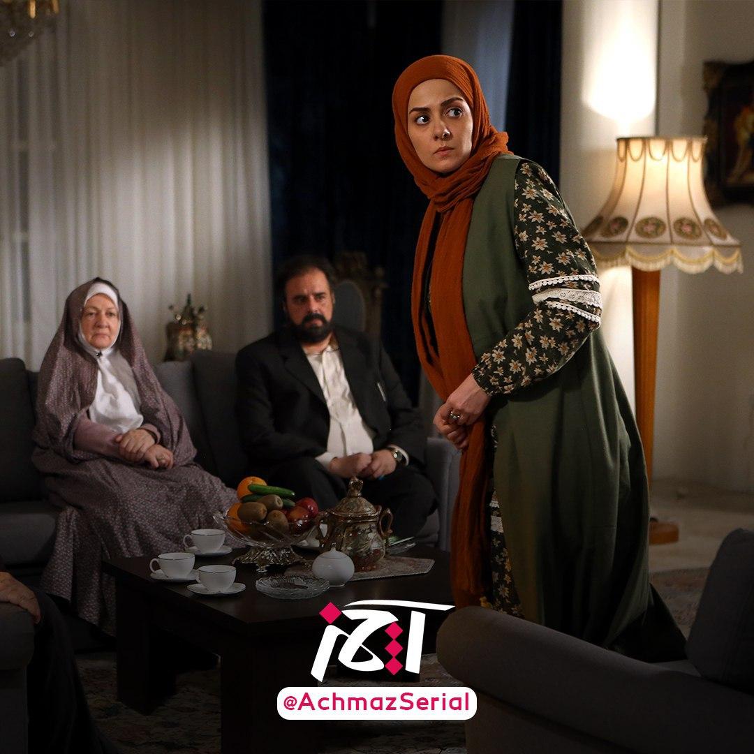 سریال تلویزیونی آچمز به کارگردانی مهرداد خوشبخت
