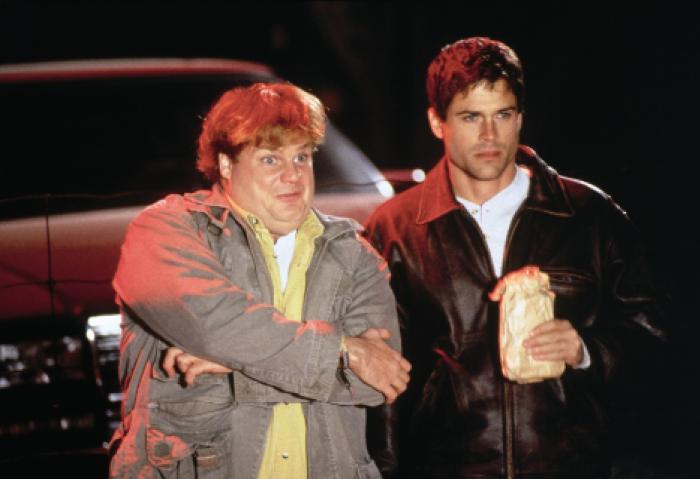 فیلم سینمایی تامی کوچولو با حضور Rob Lowe و Chris Farley