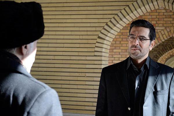 یوسف مرادیان در صحنه فیلم سینمایی ترمینال غرب