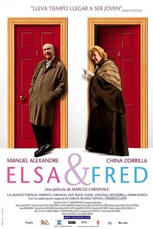 فیلم سینمایی Elsa & Fred به کارگردانی Michael Radford