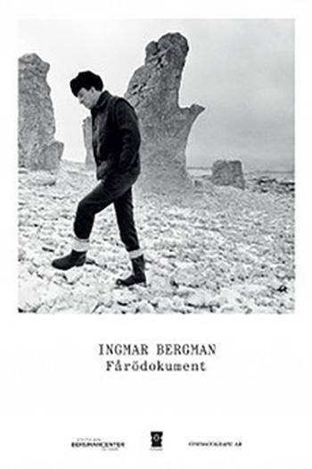 فیلم سینمایی Fårö dokument به کارگردانی اینگمار برگمان