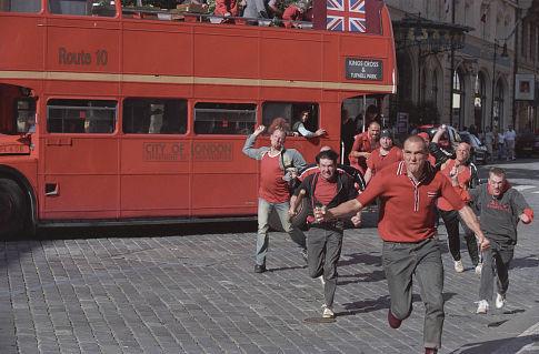 فیلم سینمایی سفر به اروپا با حضور Vinnie Jones