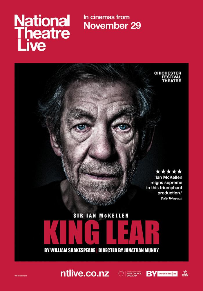 فیلم سینمایی National Theatre Live: King Lear با حضور ایان مک کلن