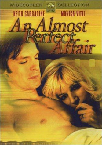 فیلم سینمایی An Almost Perfect Affair با حضور Keith Carradine و Monica Vitti