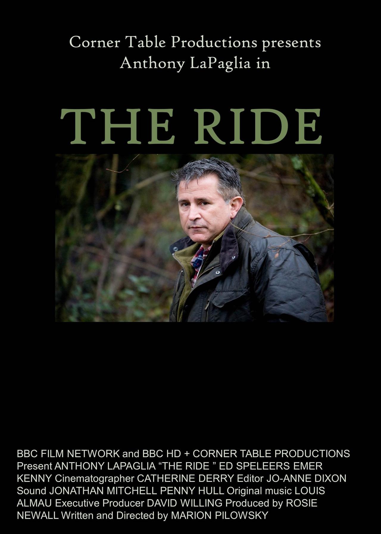 فیلم سینمایی The Ride به کارگردانی Marion Pilowsky