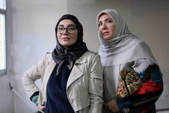 سریال تلویزیونی زیر همکف با حضور خاطره حاتمی و پریسا مقتدی