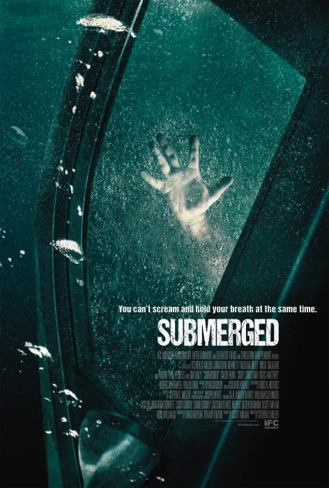 فیلم سینمایی Submerged به کارگردانی Steven C. Miller
