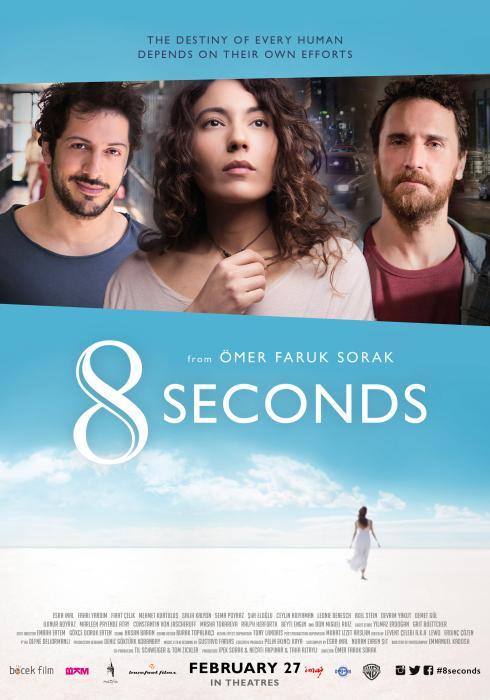 فیلم سینمایی 8 Seconds به کارگردانی Ömer Faruk Sorak
