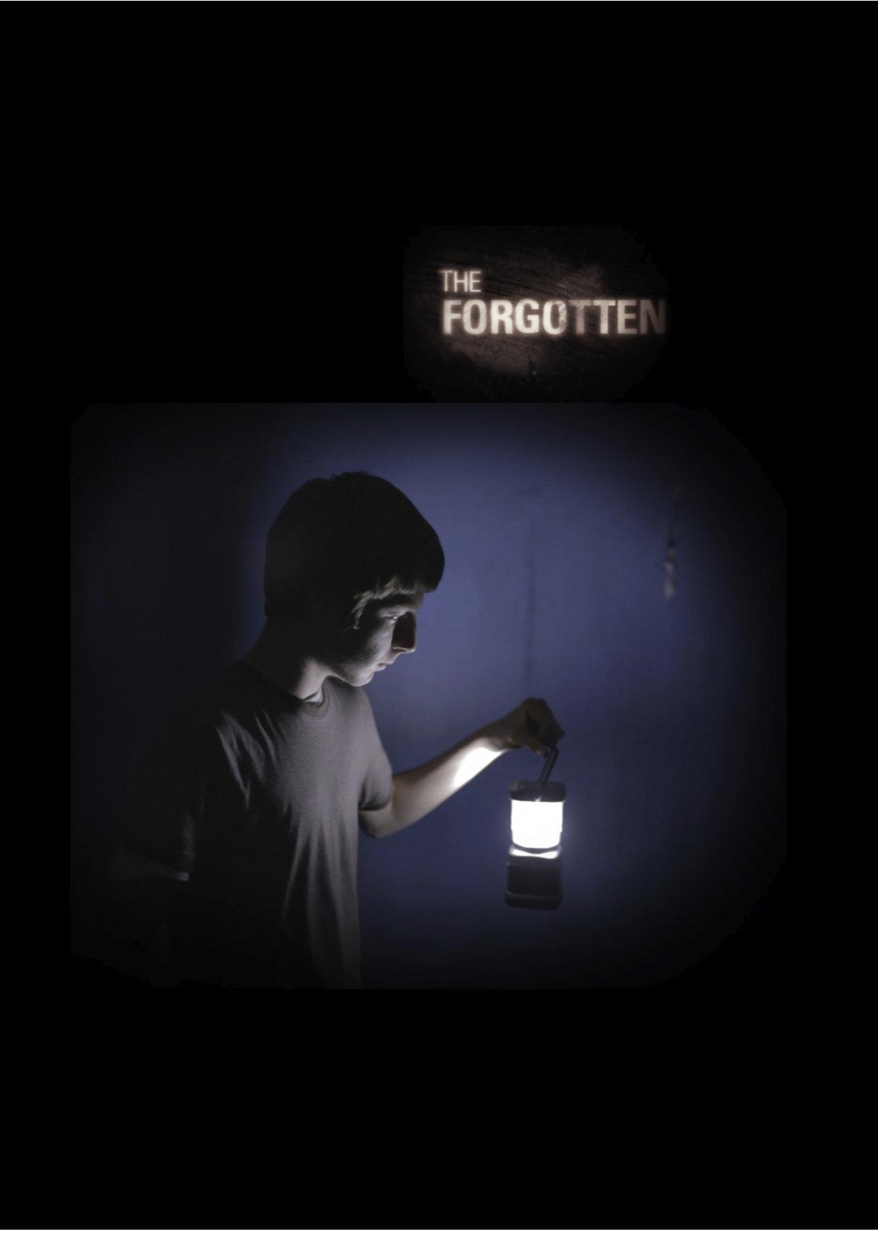 فیلم سینمایی The Forgotten به کارگردانی Oliver Frampton