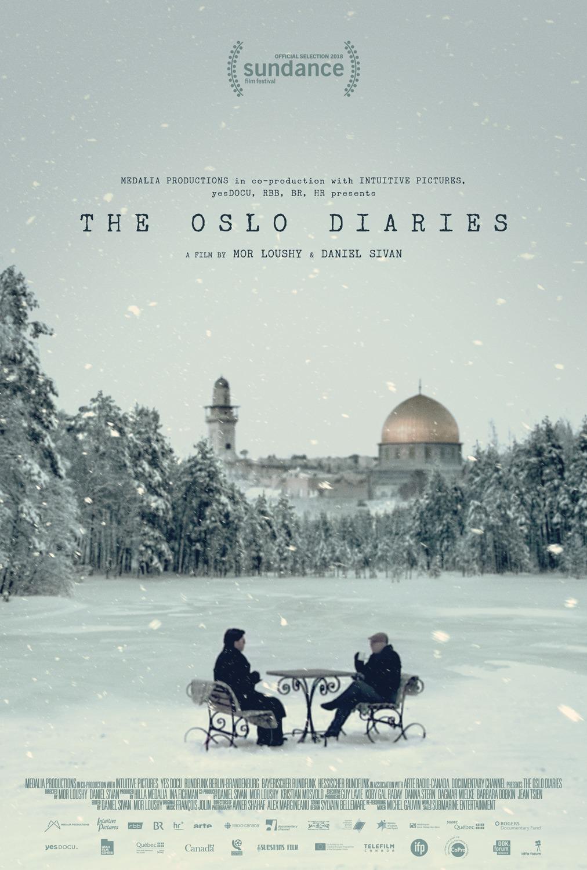 فیلم سینمایی The Oslo Diaries به کارگردانی Mor Loushy و Daniel Sivan