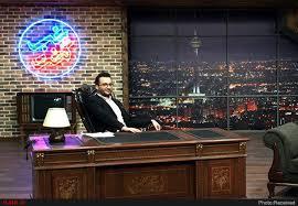 محمد سلوکی در صحنه برنامه تلویزیونی شب گشت