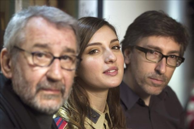 فیلم سینمایی Madrid, 1987 با حضور José Sacristán، María Valverde و David Trueba