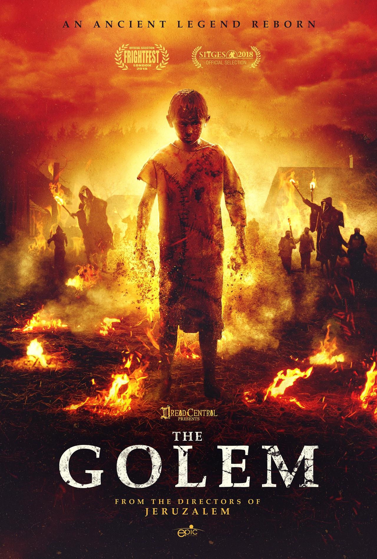 فیلم سینمایی The Golem به کارگردانی Doron Paz و Yoav Paz