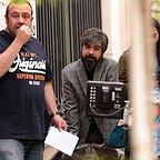 سریال شبکه نمایش خانگی آقازاده با حضور حامد عنقا و بهرنگ توفیقی