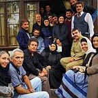 پشت صحنه سریال تلویزیونی وارش با حضور شهرام قائدی، هدایت هاشمی، رحیم نوروزی، افشین سنگچاپ و الهام طهموری