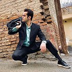 سریال تلویزیونی پدر پسری به کارگردانی محمد رضا حاجی غلامی