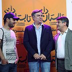اکران افتتاحیه فیلم سینمایی تابستان داغ با حضور جواد عزتی