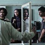 فیلم سینمایی مالاریا با حضور ساعد سهیلی، ساغر قناعت، آزاده نامداری و آذرخش فراهانی
