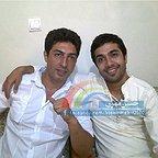 تصویری شخصی از حسین مهری، بازیگر سینما و تلویزیون