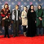 عکس جشنواره ای فیلم سینمایی شیار ۱۴۳ با حضور گلاره عباسی، نرگس آبیار، یدالله شادمانی، مریلا زارعی و محیا دهقانی