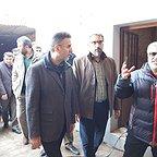 پشت صحنه فیلم سینمایی سرو زیر آب با حضور محمدعلی باشهآهنگر و سیدحامد حسینی