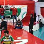 پشت صحنه برنامه تلویزیونی خندوانه به کارگردانی رامبد جوان
