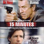 پوستر فیلم سینمایی ۱۵ دقیقه به کارگردانی John Herzfeld