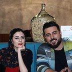 اکران افتتاحیه فیلم سینمایی چهارراه استانبول با حضور محسن کیایی و ماهور الوند