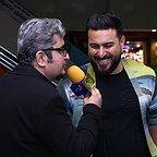 اکران افتتاحیه فیلم سینمایی چهارراه استانبول با حضور محسن کیایی