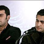 نشست خبری فیلم سینمایی اتوبوس شب با حضور کوروش سلیمانی و امیرمحمد زند