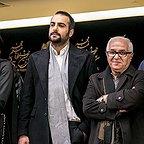عکس جشنواره ای فیلم سینمایی ایتالیا ایتالیا با حضور سیدفرید سجادیحسینی، حامد کمیلی و سارا بهرامی