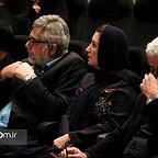 اکران افتتاحیه فیلم سینمایی هیهات با حضور فریبا کوثری و فخرالدین صدیقشریف