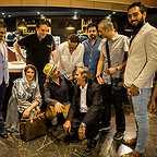 اکران افتتاحیه فیلم سینمایی نهنگ عنبر 2: سلکشن رویا با حضور رضا عطاران، ویشکا آسایش، رضا ناجی و علی قربانزاده