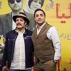 اکران افتتاحیه فیلم سینمایی ایتالیا ایتالیا با حضور امیرحسین رستمی و مهران رنجبر