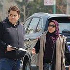سریال تلویزیونی پنچری با حضور رضا داوودنژاد و مریم سعادت